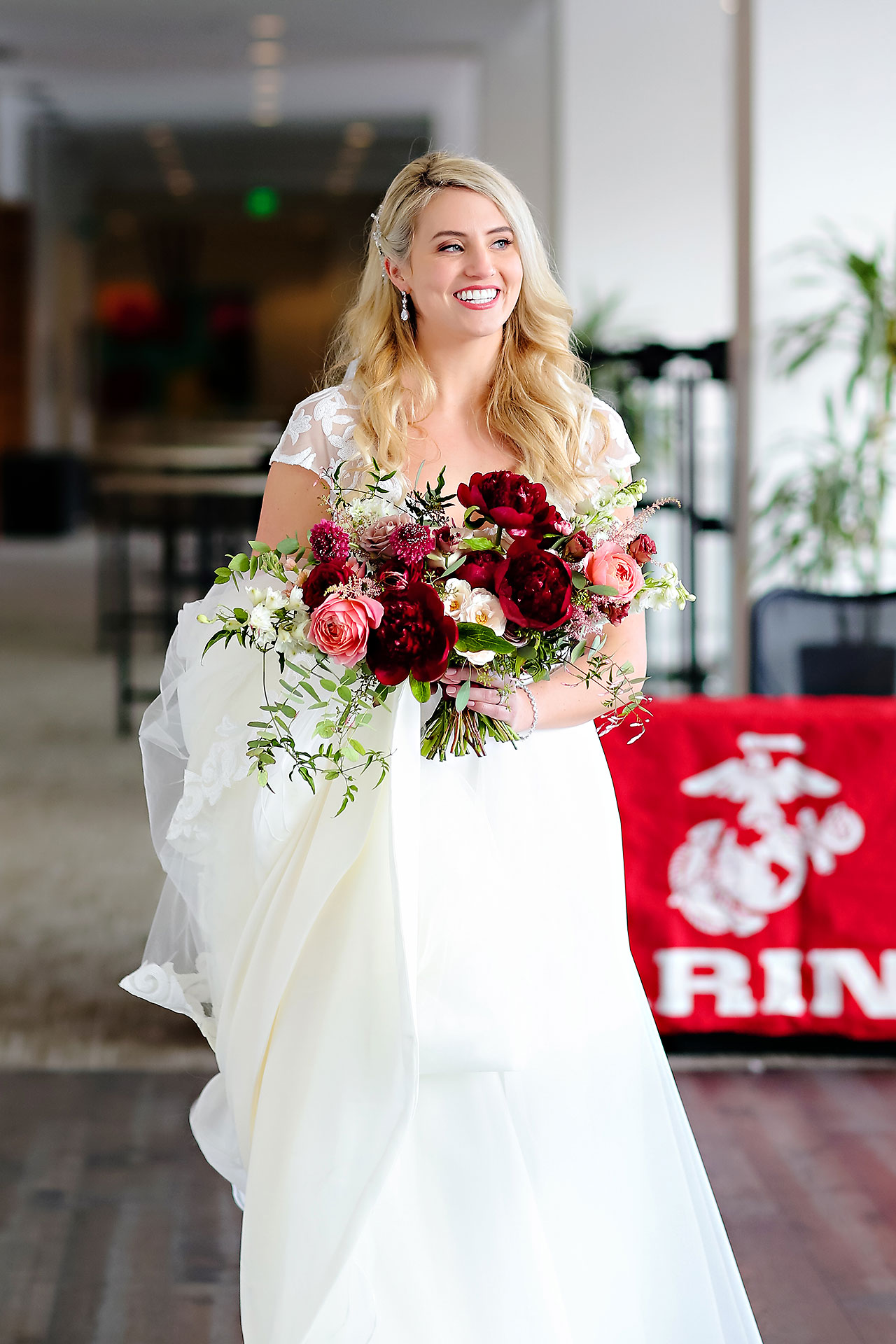 Emily Alex Indianapolis Central Library Wedding 057