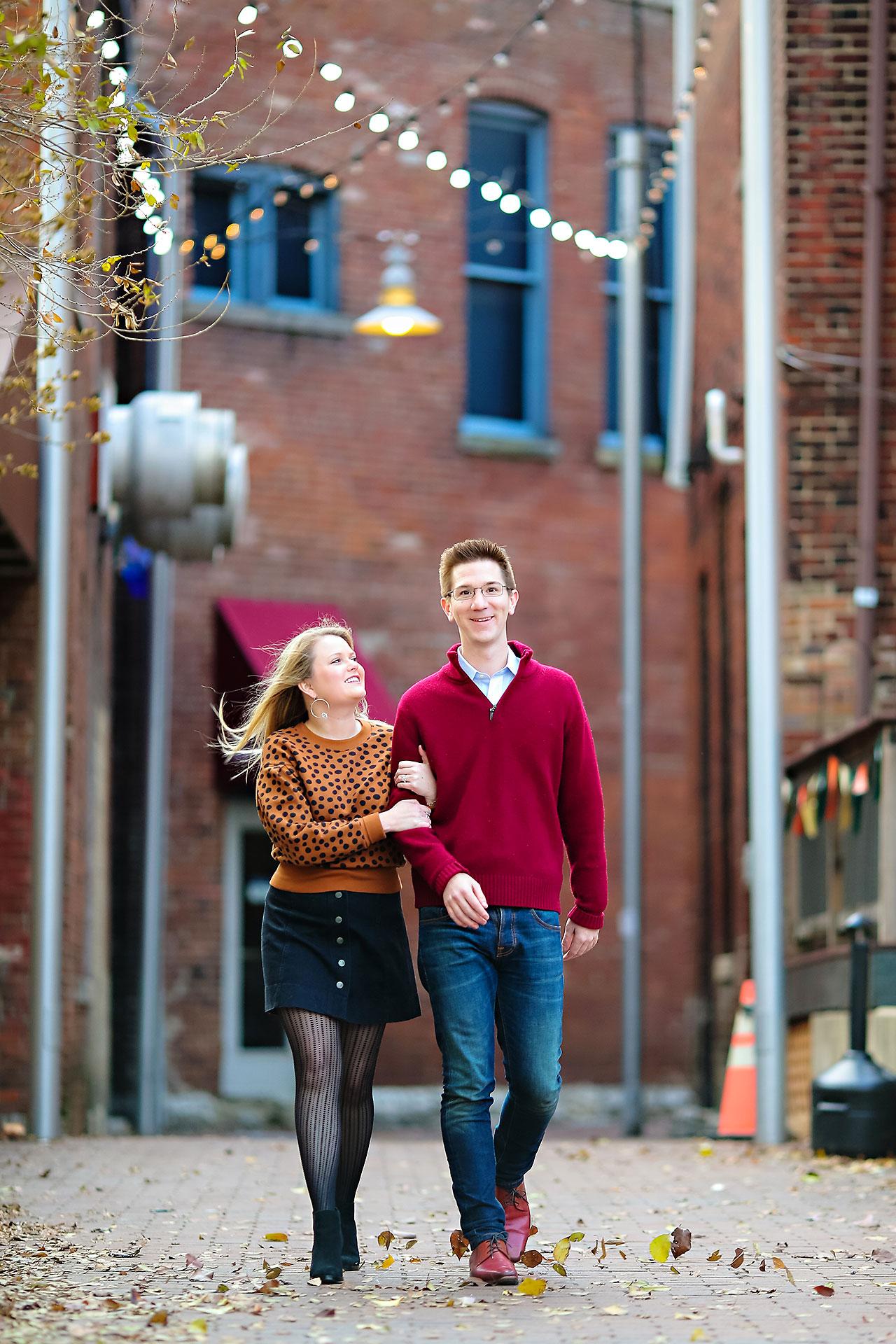Lauren Andy Mass Ave Engagement 150