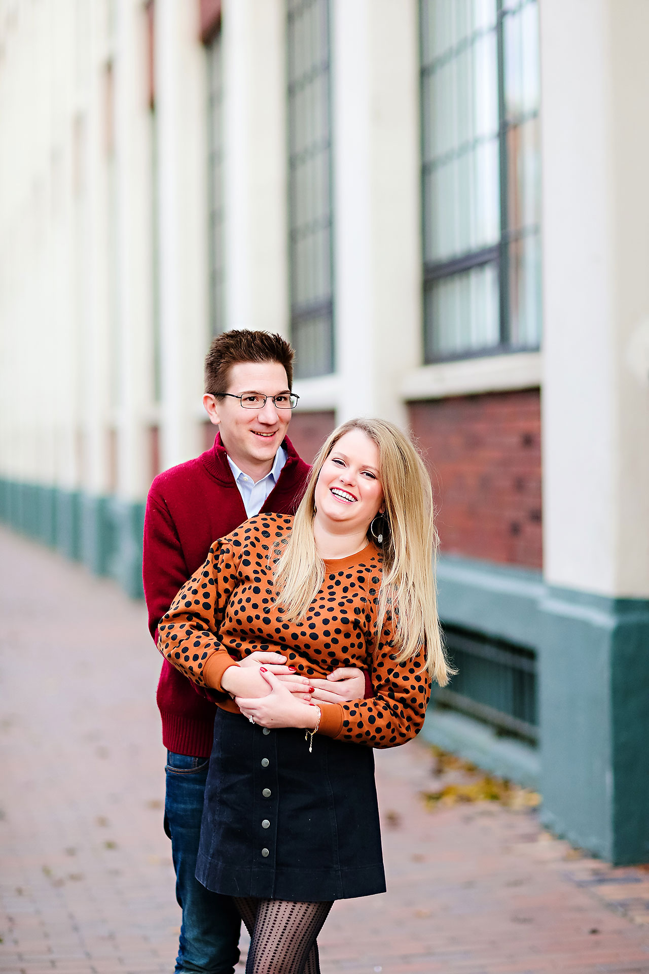 Lauren Andy Mass Ave Engagement 110