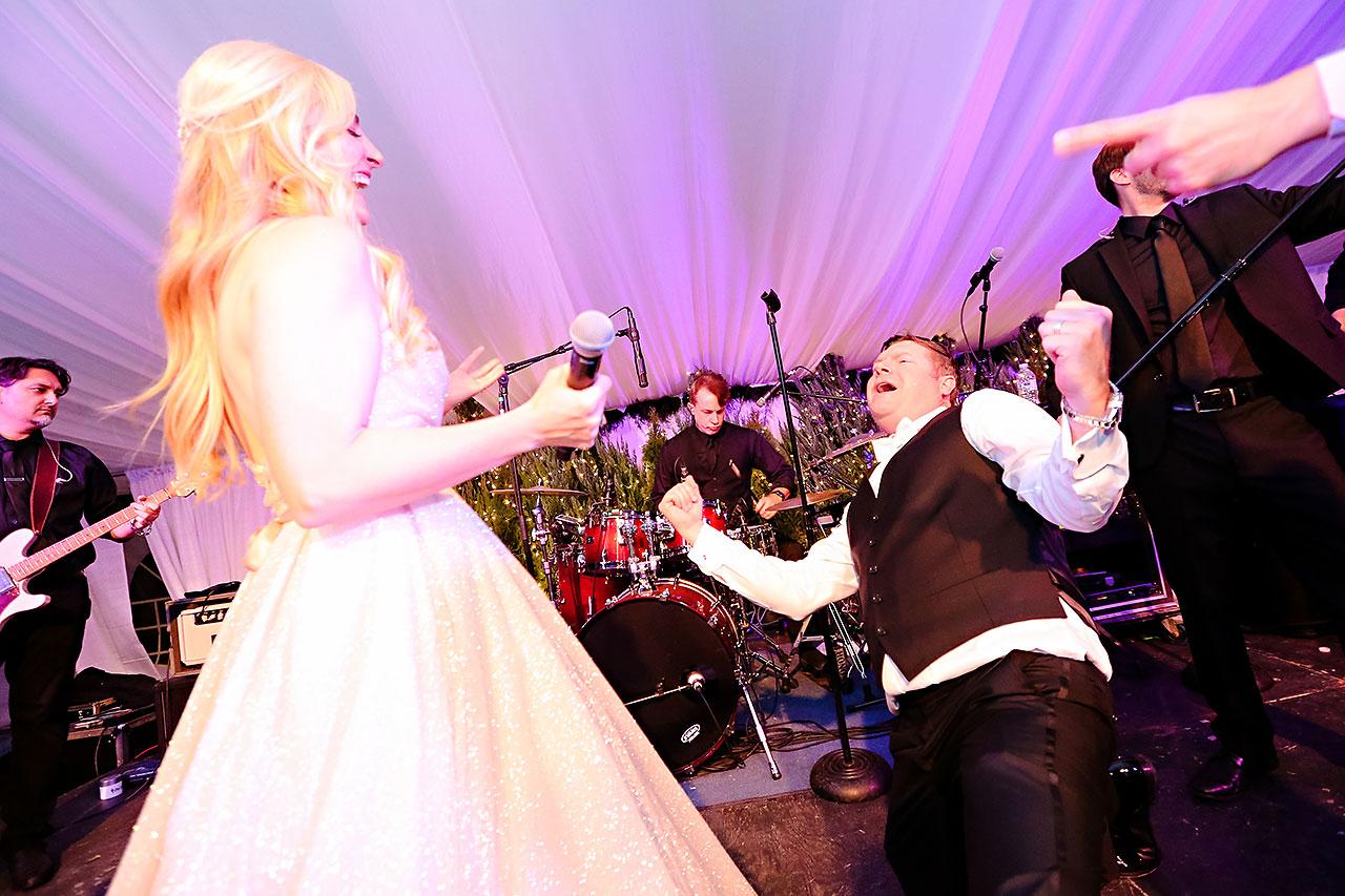 Ashley Steve Bloomington Indiana Wedding 439