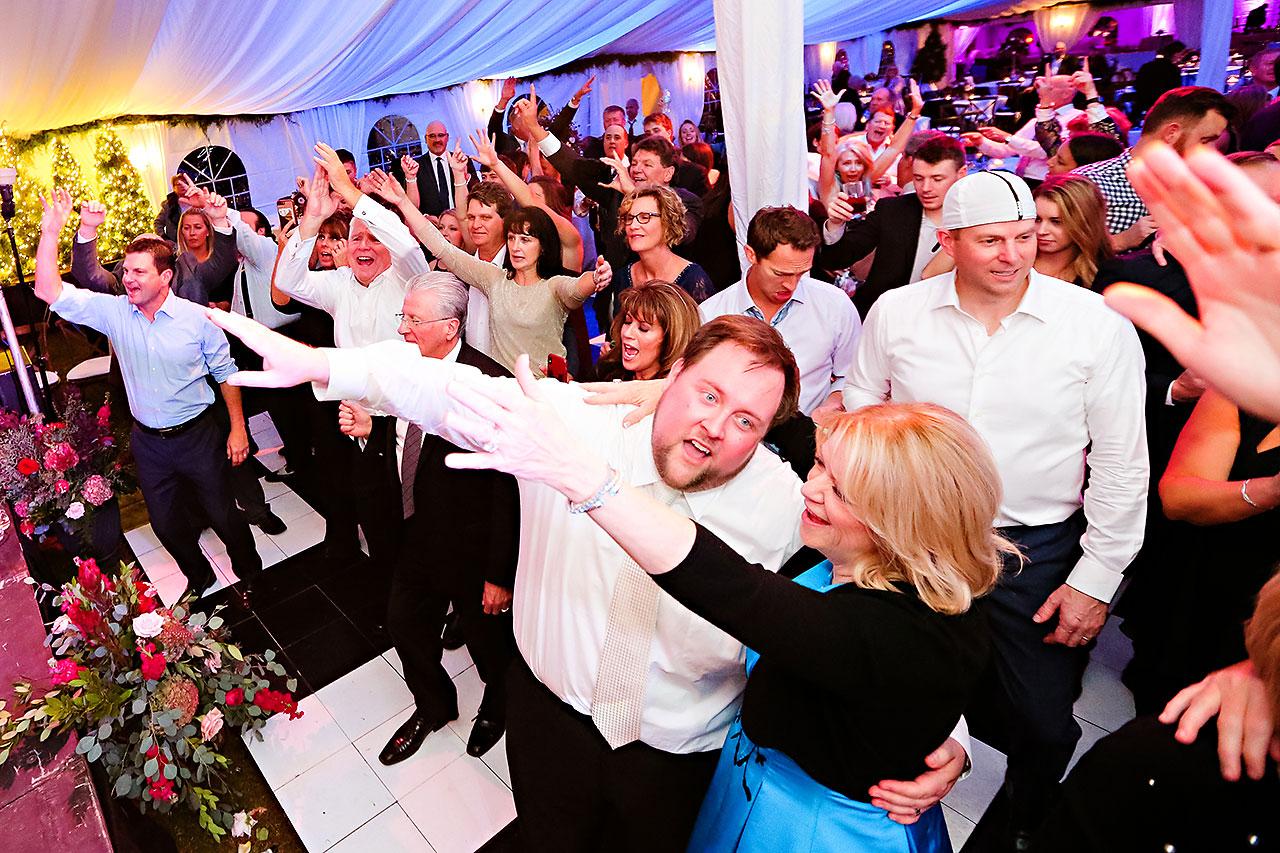 Ashley Steve Bloomington Indiana Wedding 434
