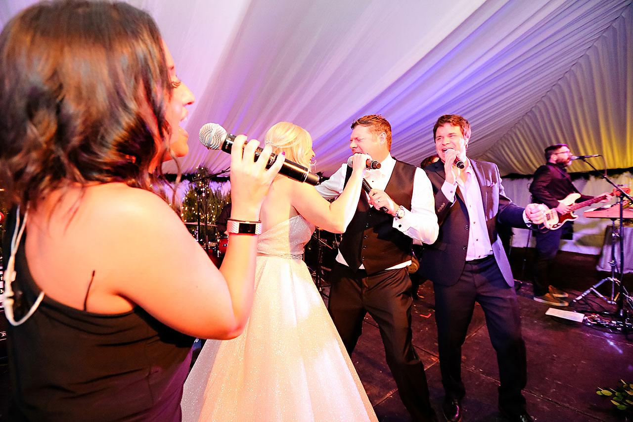 Ashley Steve Bloomington Indiana Wedding 436