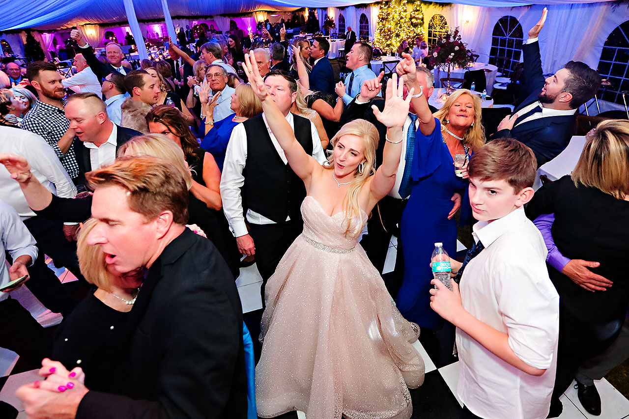Ashley Steve Bloomington Indiana Wedding 432