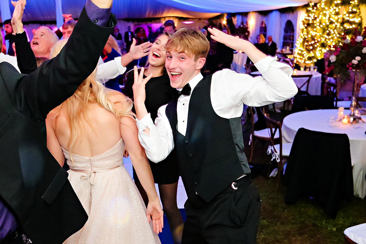 Ashley Steve Bloomington Indiana Wedding 431