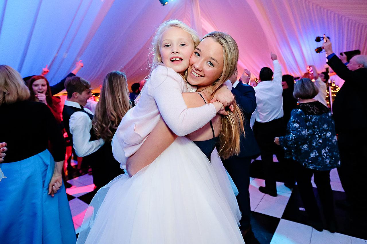 Ashley Steve Bloomington Indiana Wedding 413