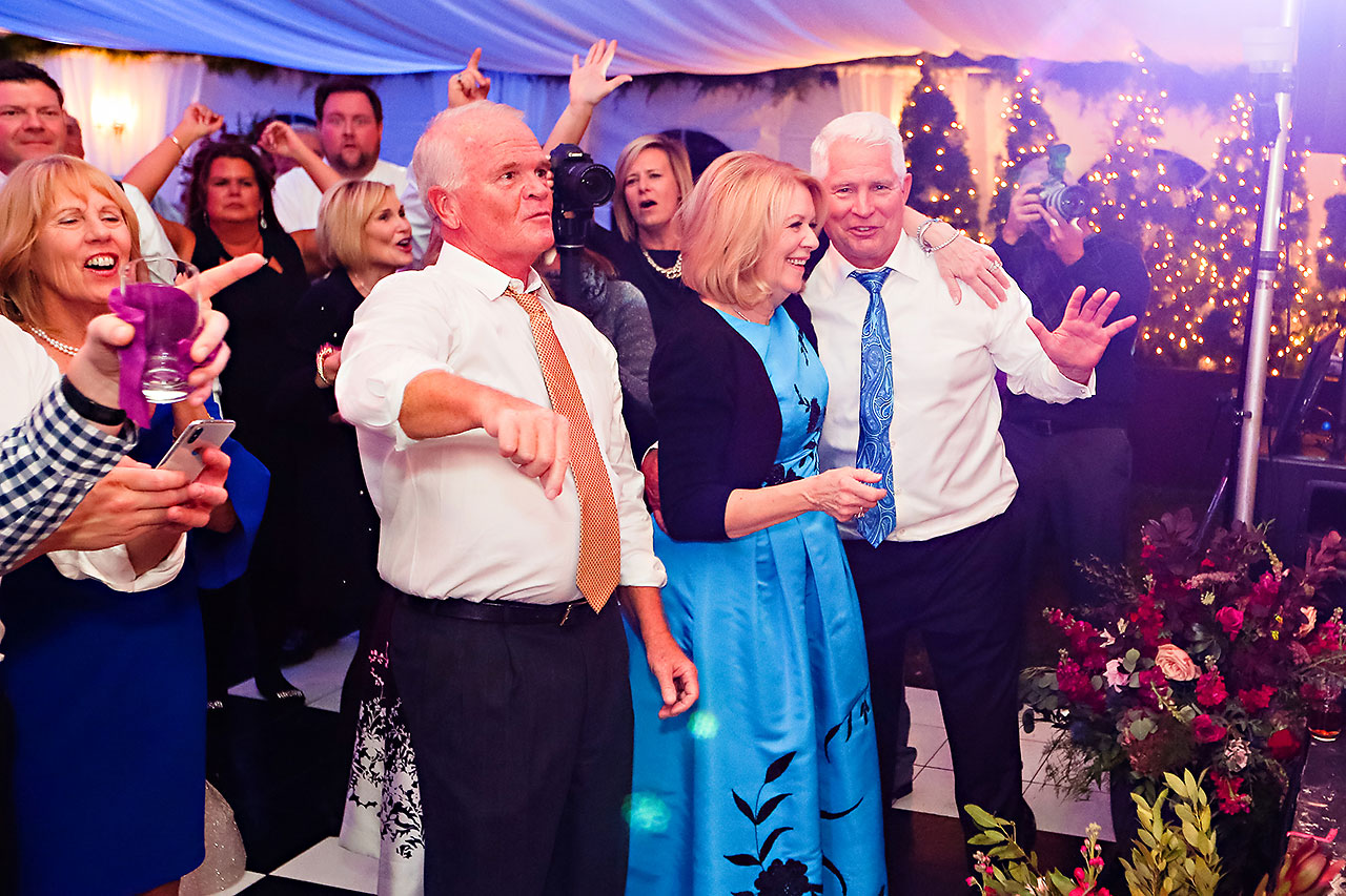 Ashley Steve Bloomington Indiana Wedding 398