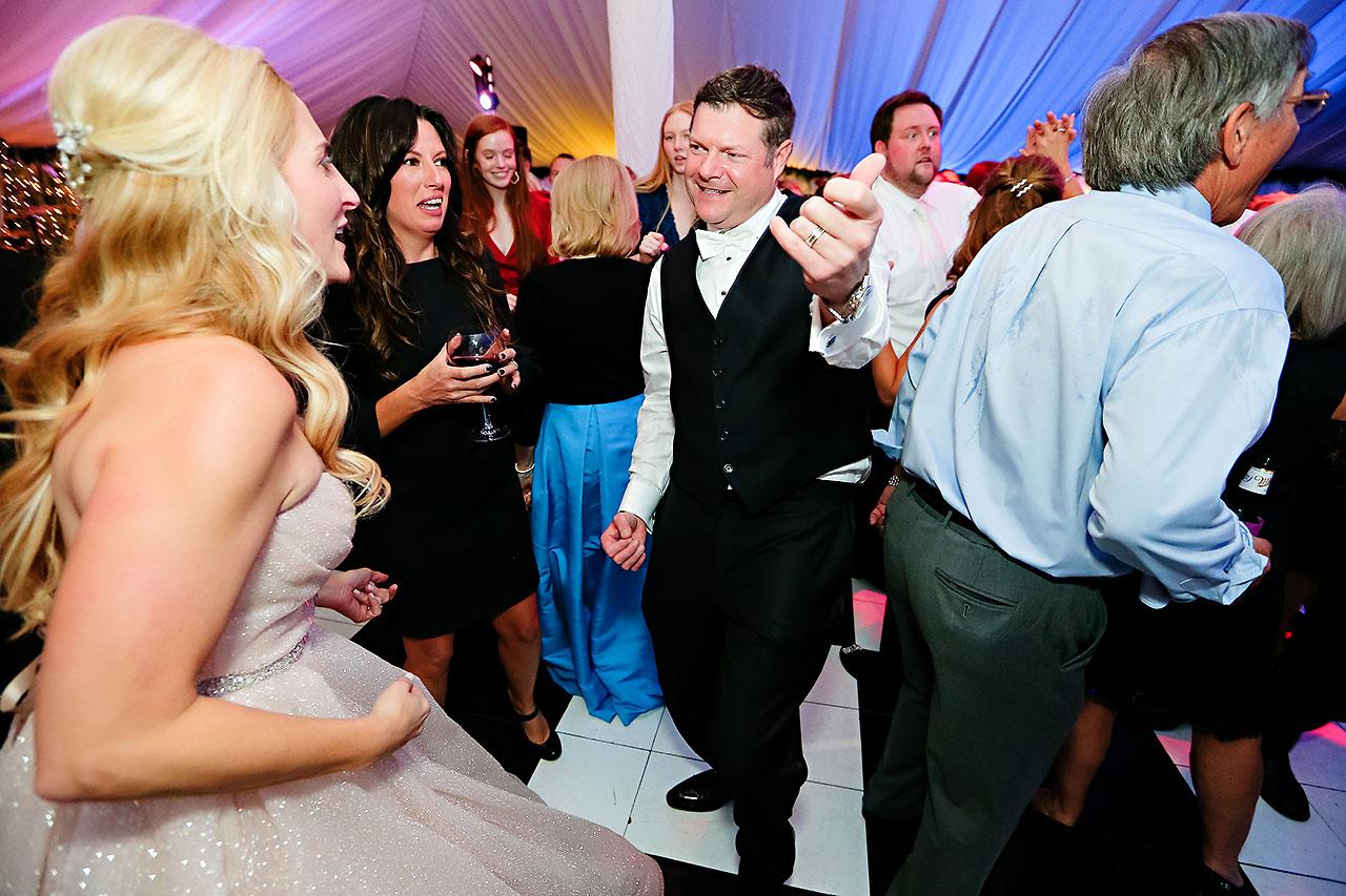 Ashley Steve Bloomington Indiana Wedding 388