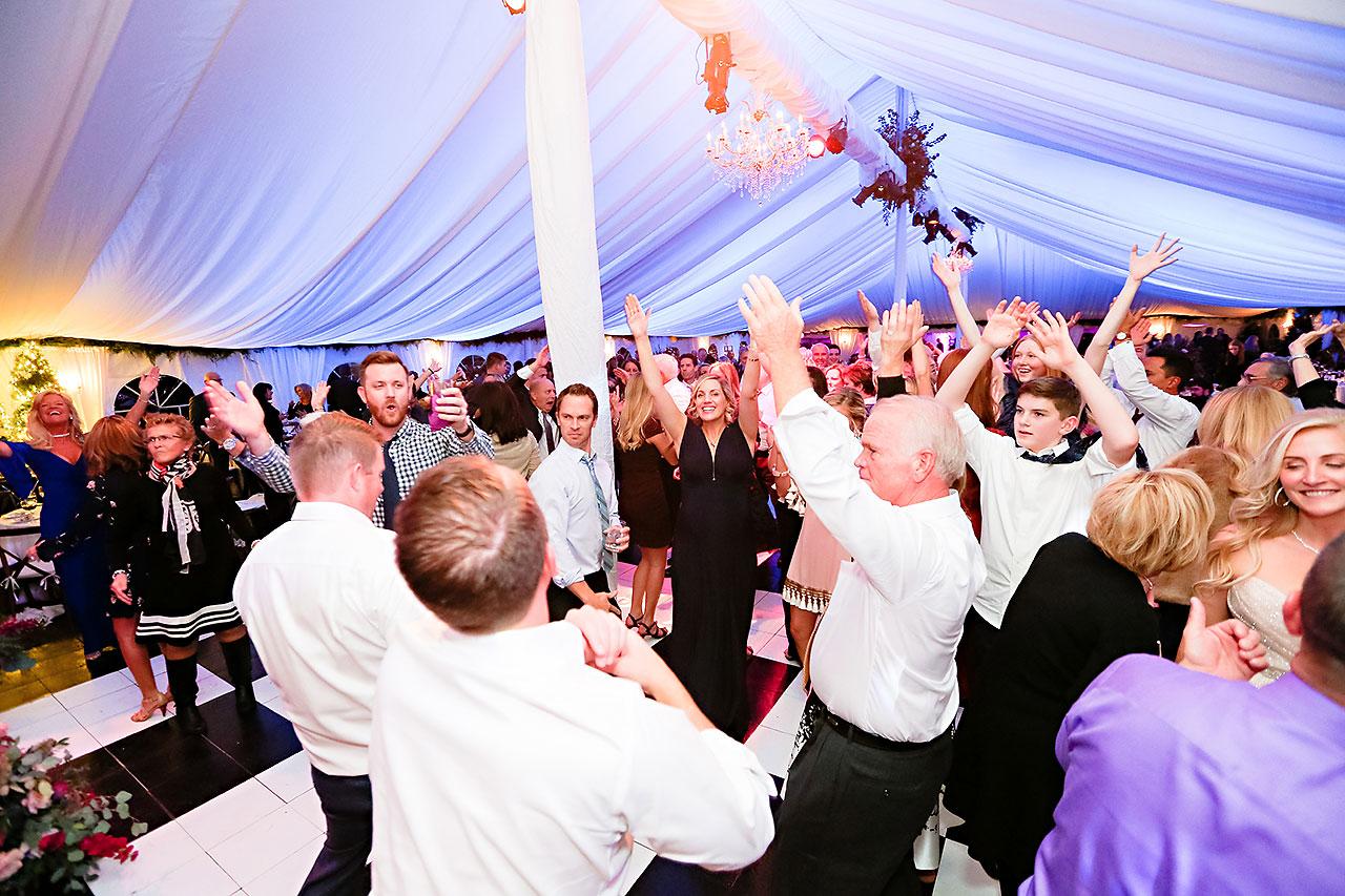 Ashley Steve Bloomington Indiana Wedding 389