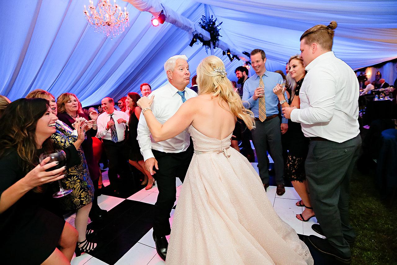 Ashley Steve Bloomington Indiana Wedding 385