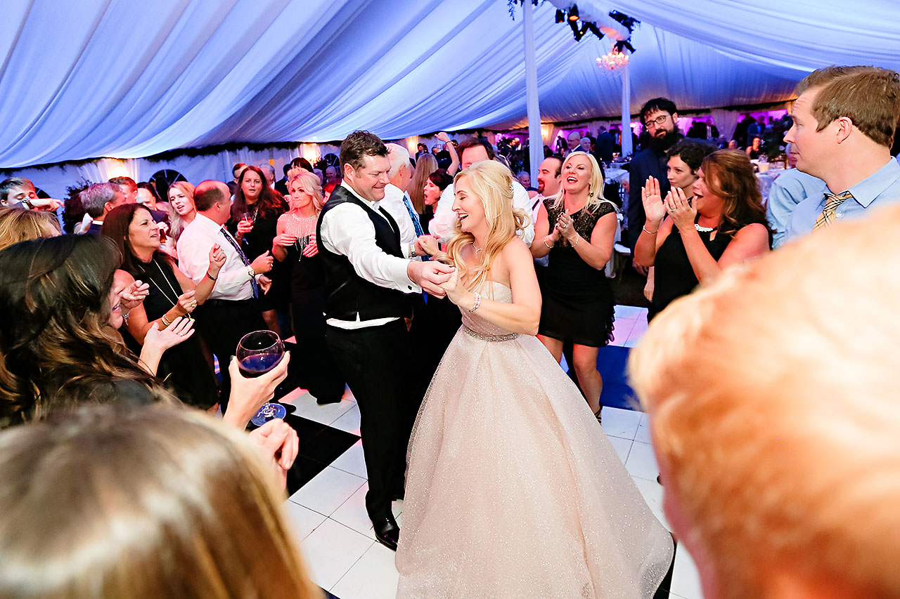 Ashley Steve Bloomington Indiana Wedding 382