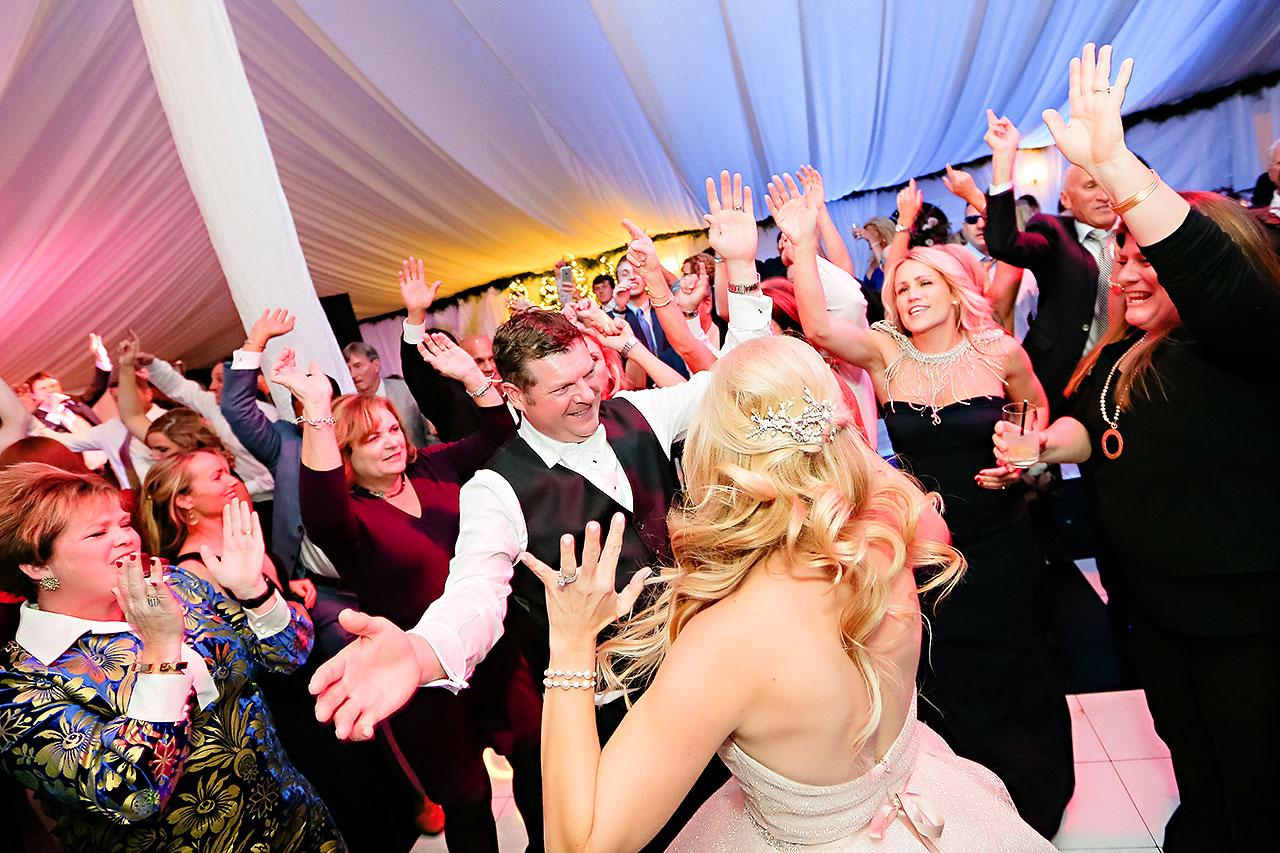 Ashley Steve Bloomington Indiana Wedding 379