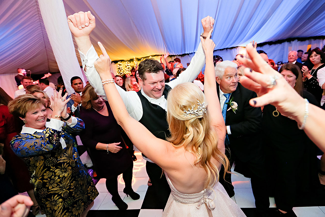 Ashley Steve Bloomington Indiana Wedding 369