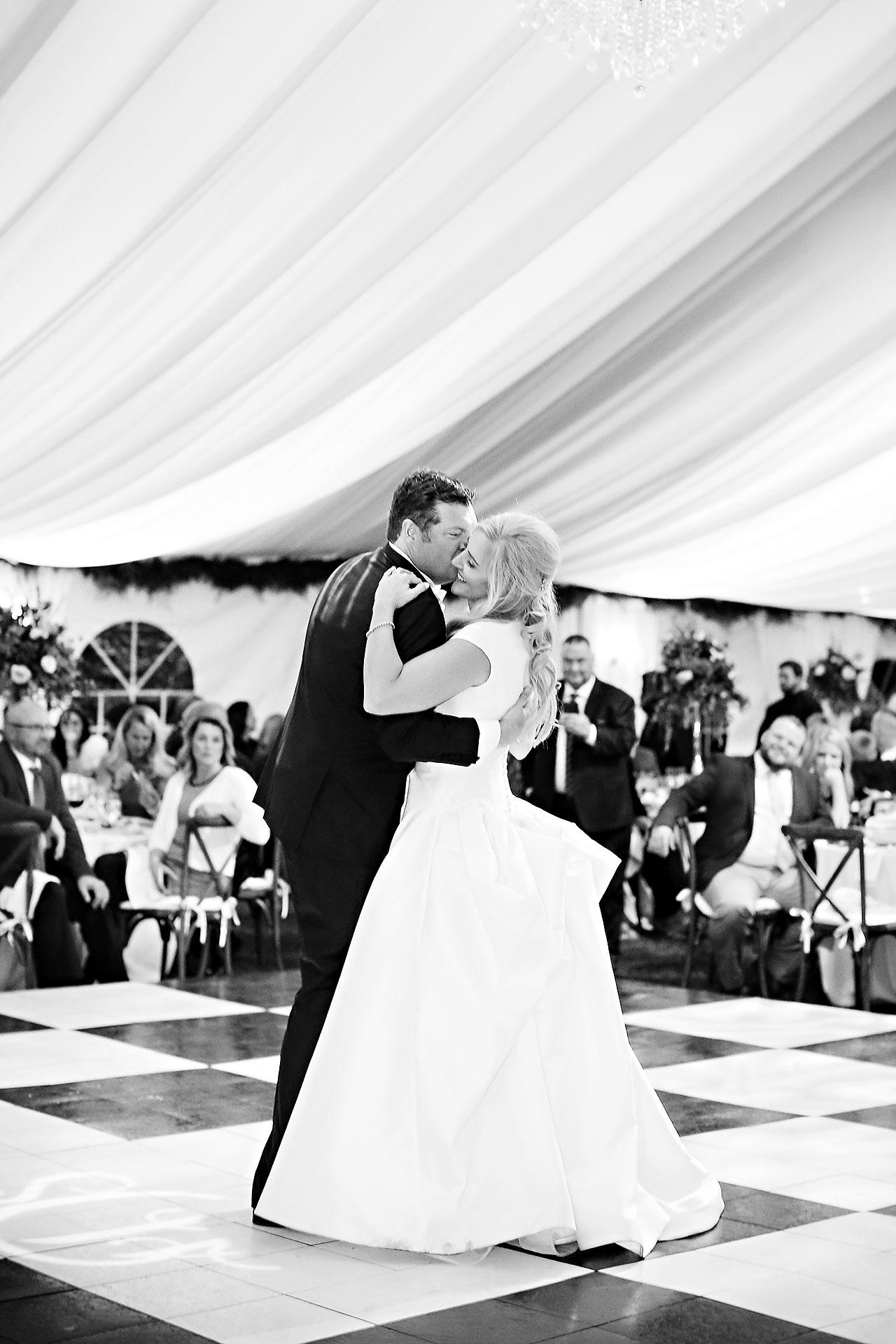 Ashley Steve Bloomington Indiana Wedding 350