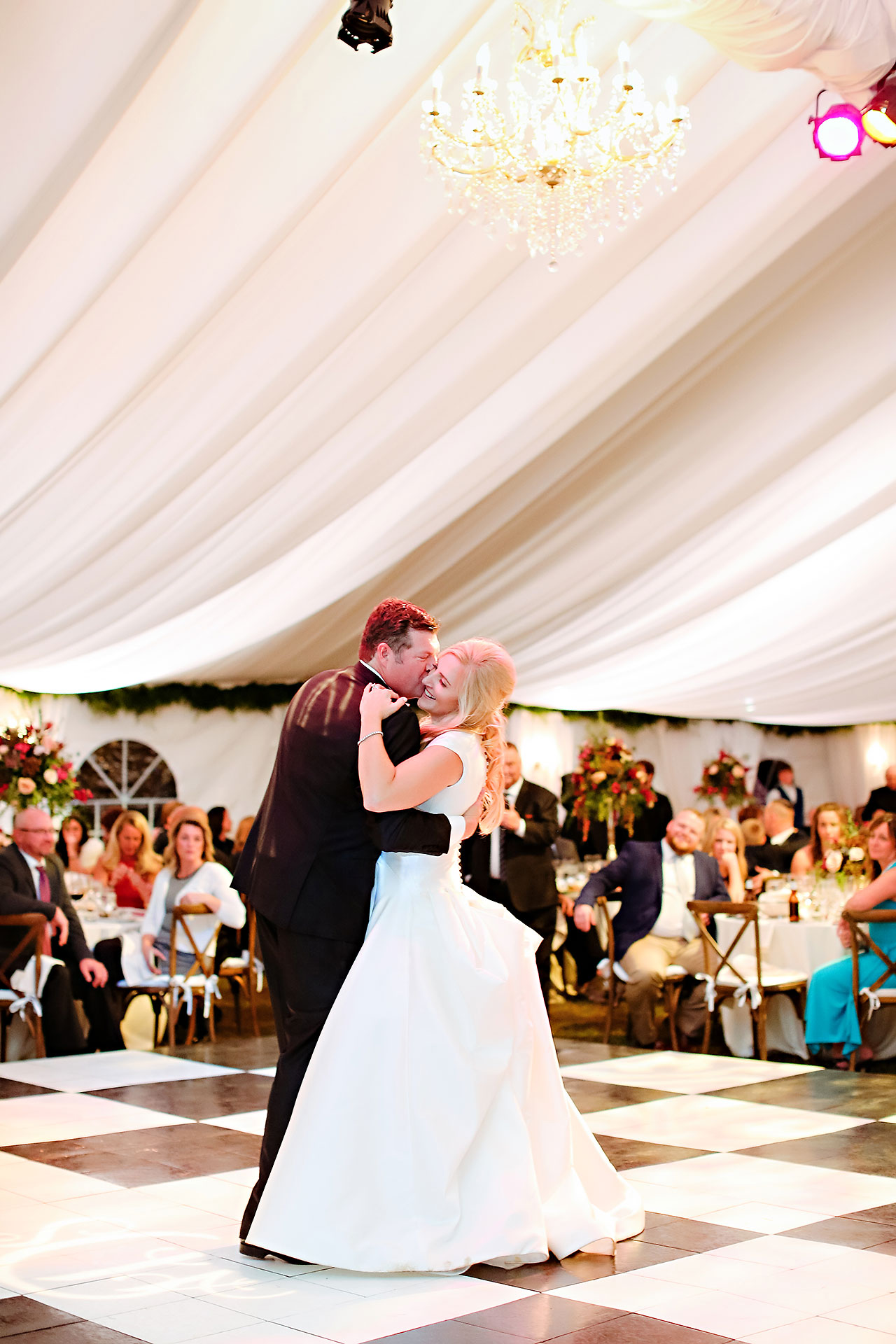 Ashley Steve Bloomington Indiana Wedding 351