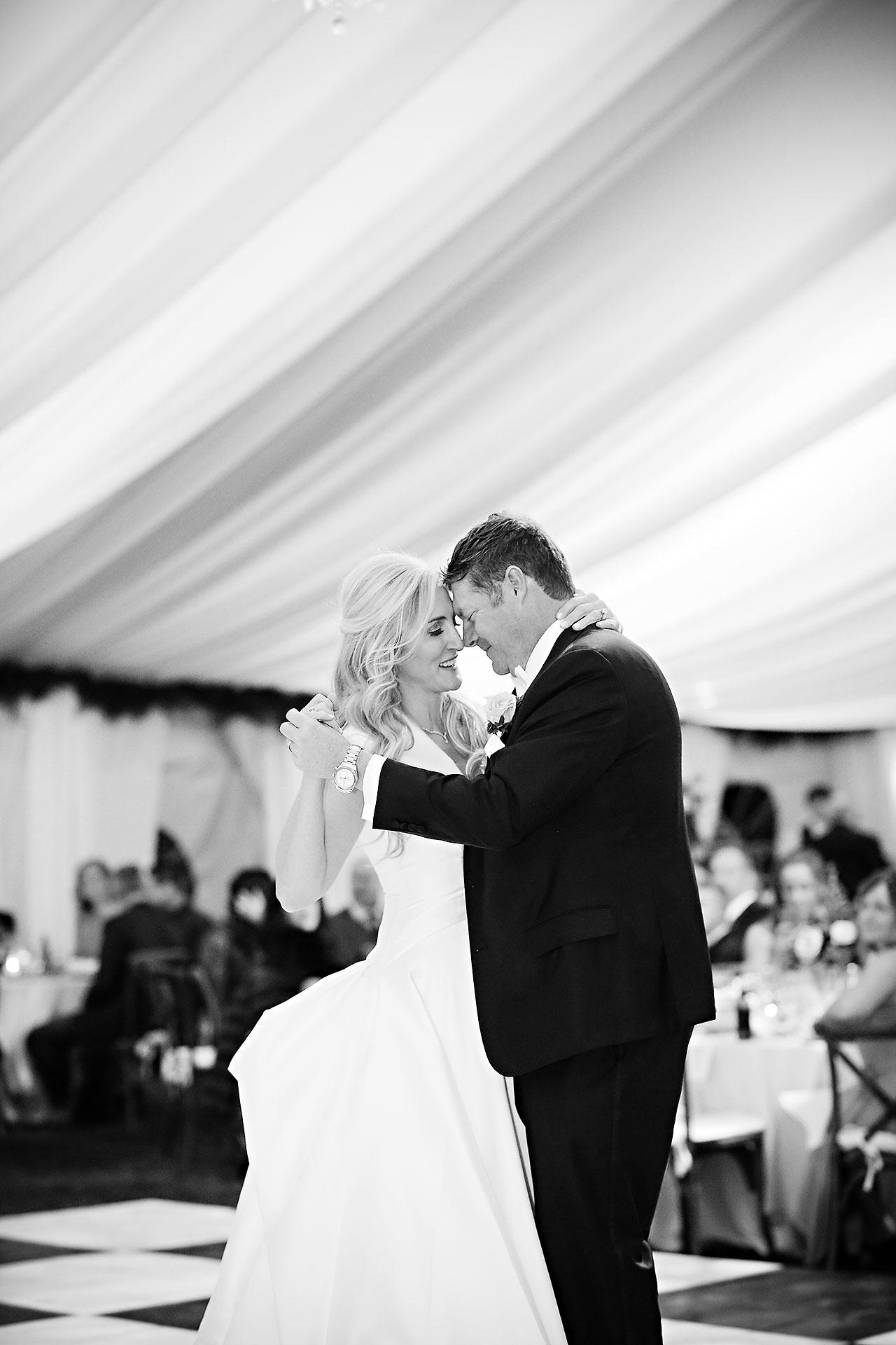Ashley Steve Bloomington Indiana Wedding 347