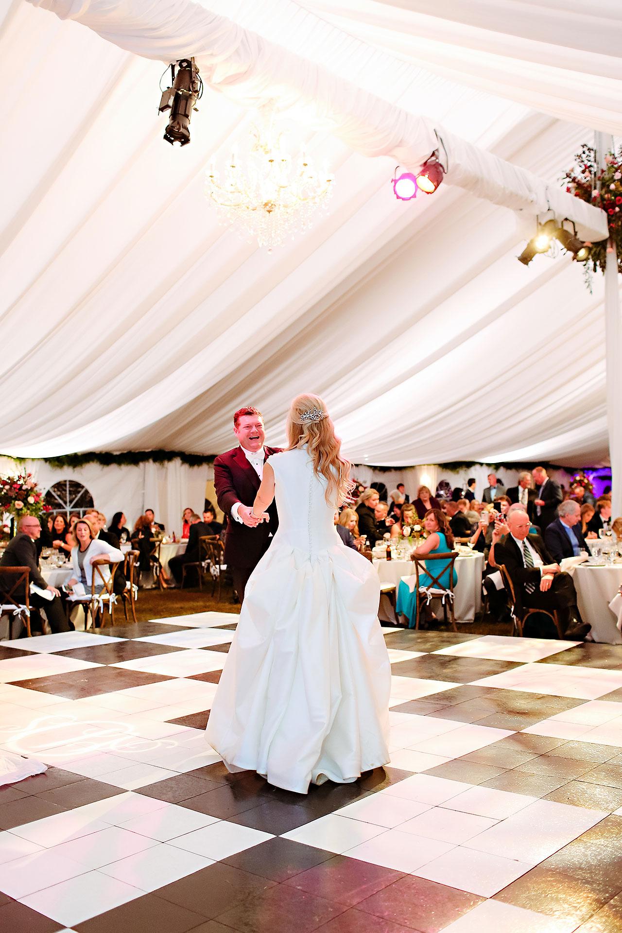 Ashley Steve Bloomington Indiana Wedding 348