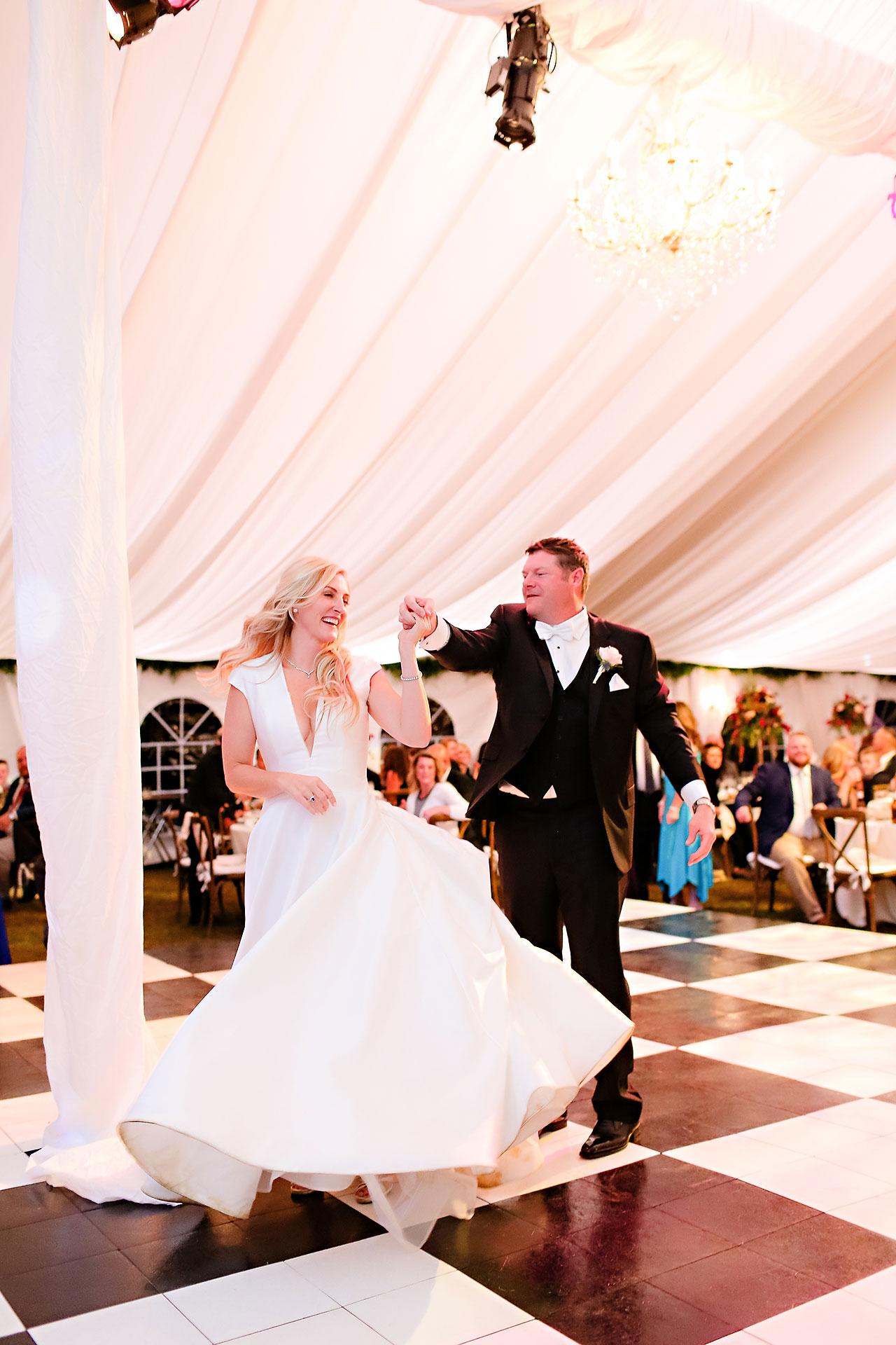 Ashley Steve Bloomington Indiana Wedding 349