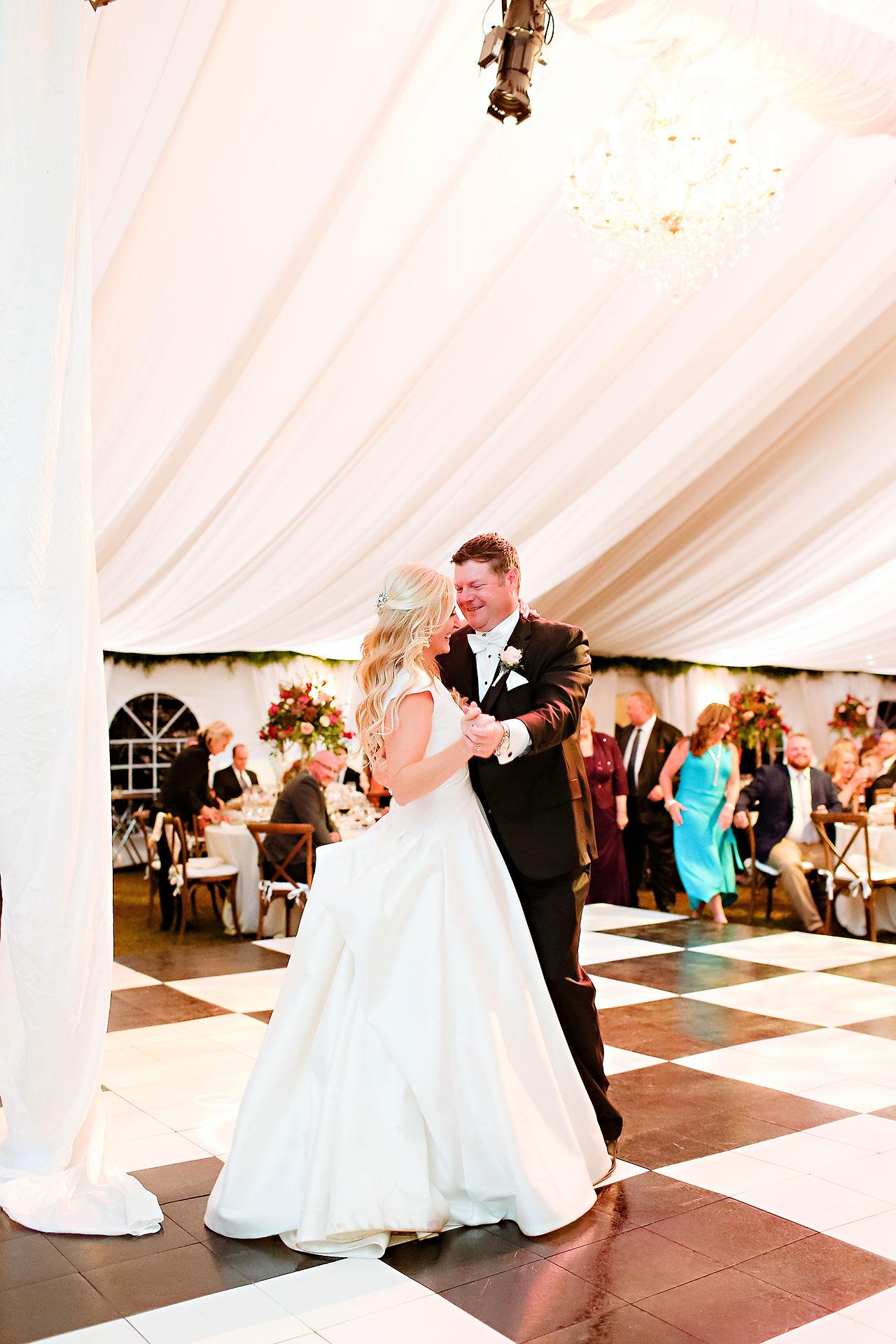 Ashley Steve Bloomington Indiana Wedding 346