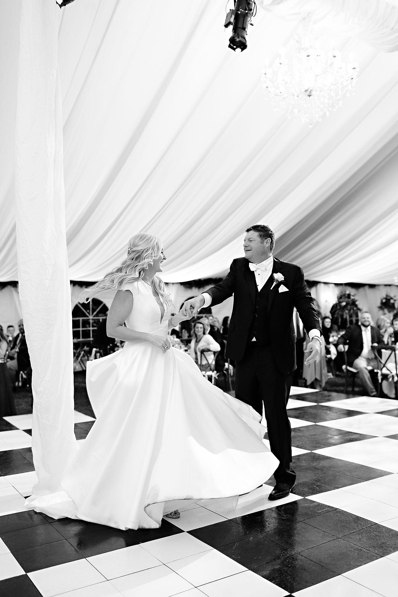 Ashley Steve Bloomington Indiana Wedding 341