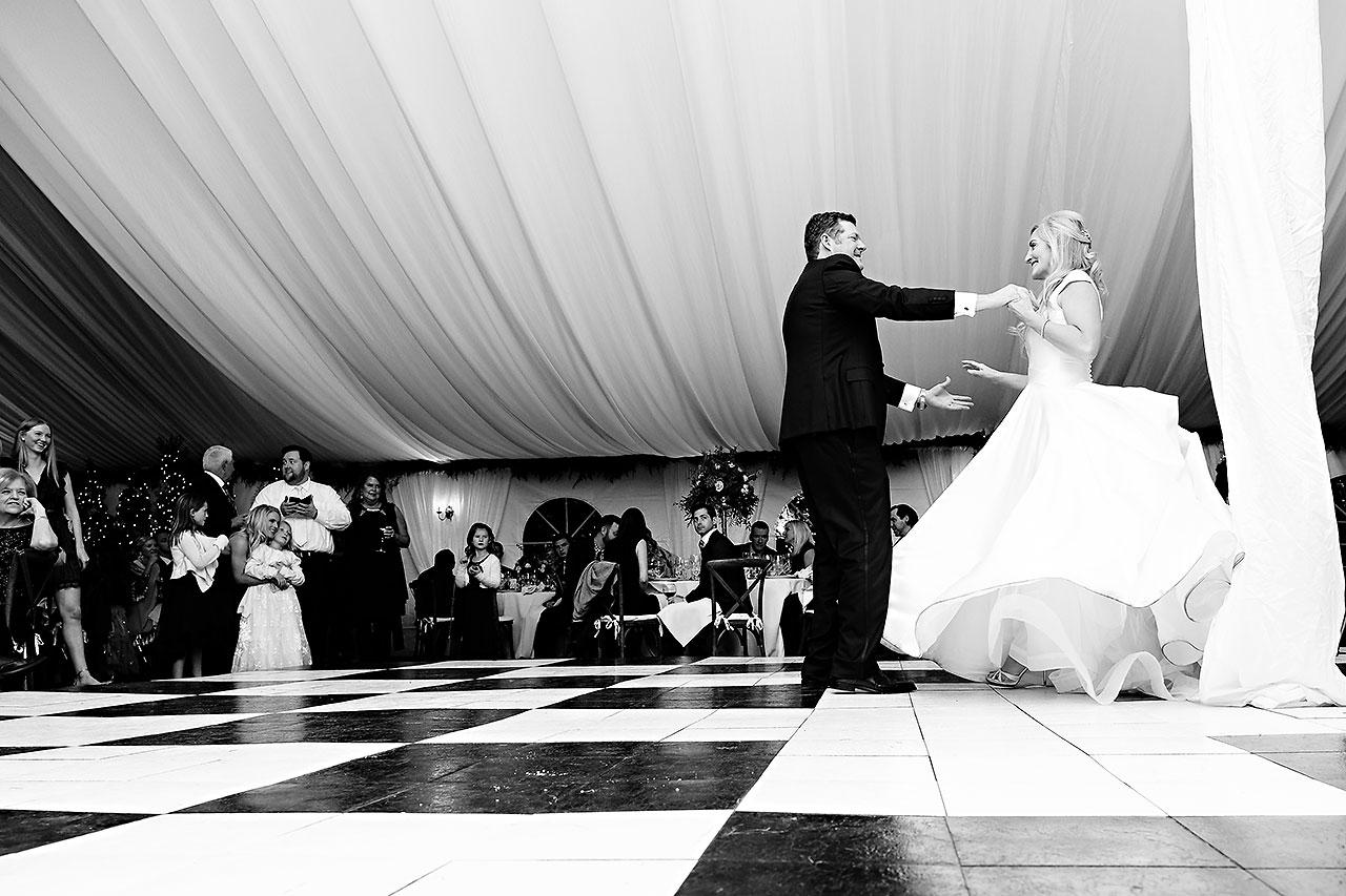 Ashley Steve Bloomington Indiana Wedding 342