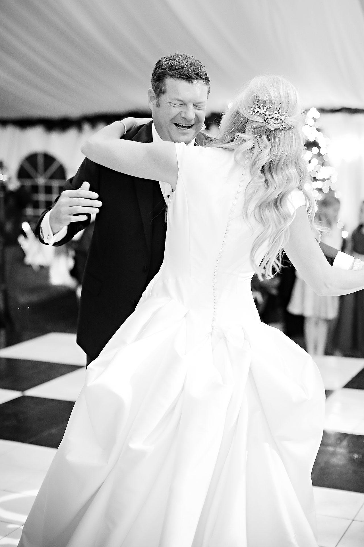 Ashley Steve Bloomington Indiana Wedding 339