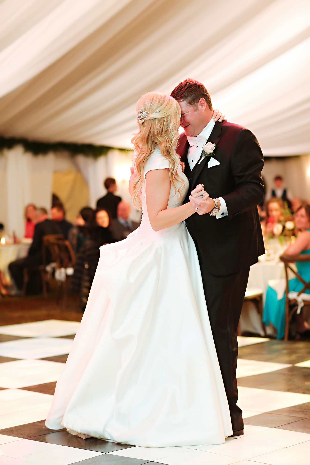 Ashley Steve Bloomington Indiana Wedding 340