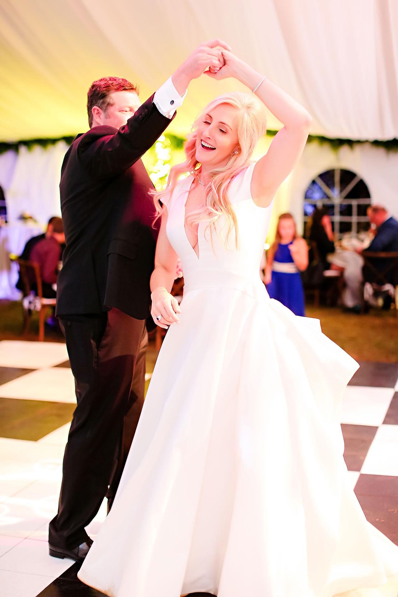 Ashley Steve Bloomington Indiana Wedding 335