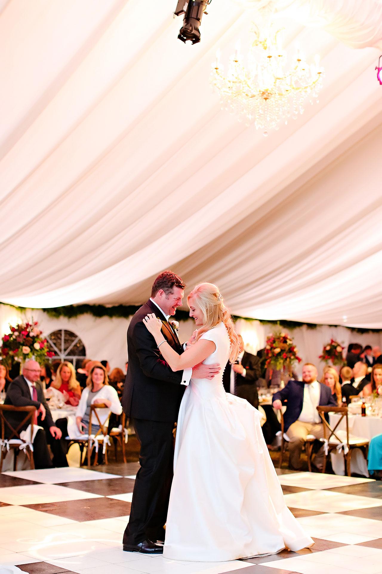 Ashley Steve Bloomington Indiana Wedding 336