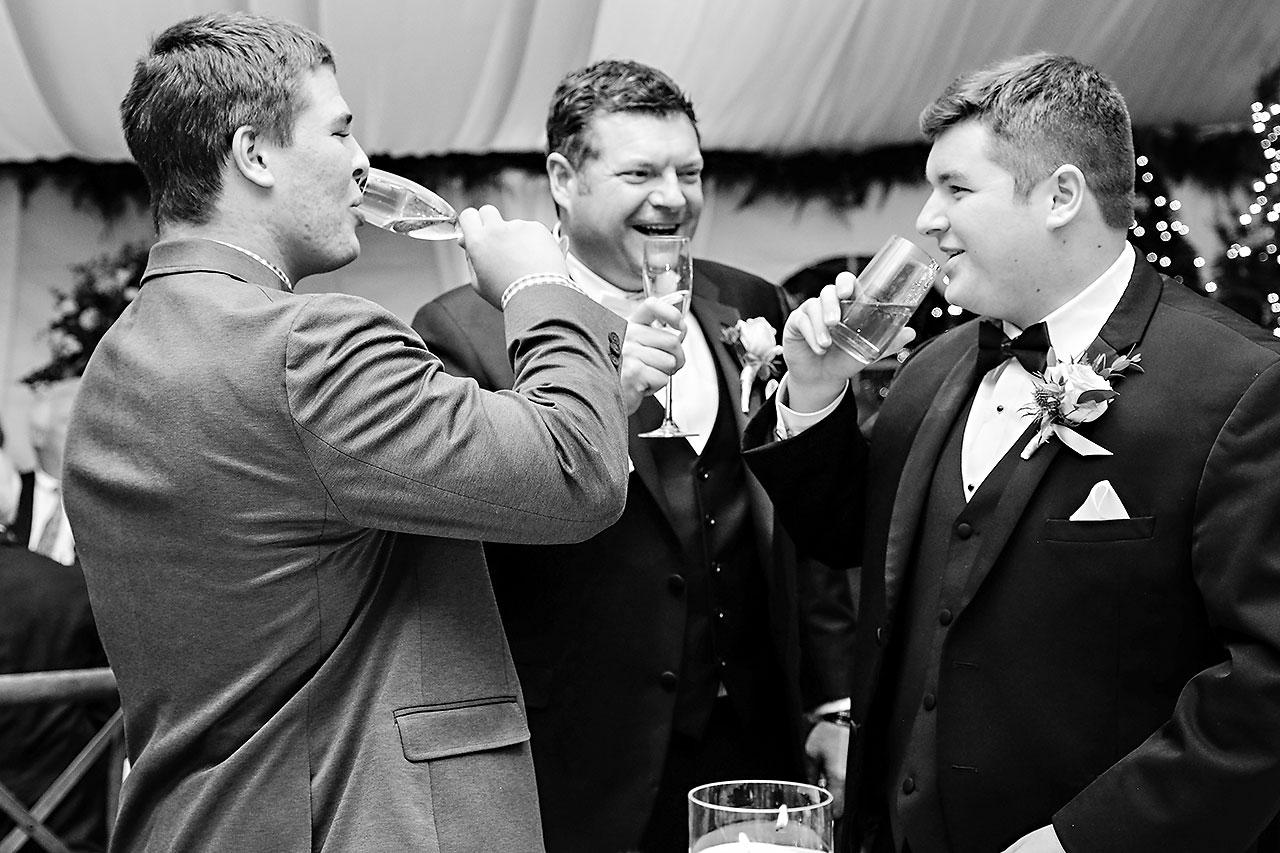 Ashley Steve Bloomington Indiana Wedding 329