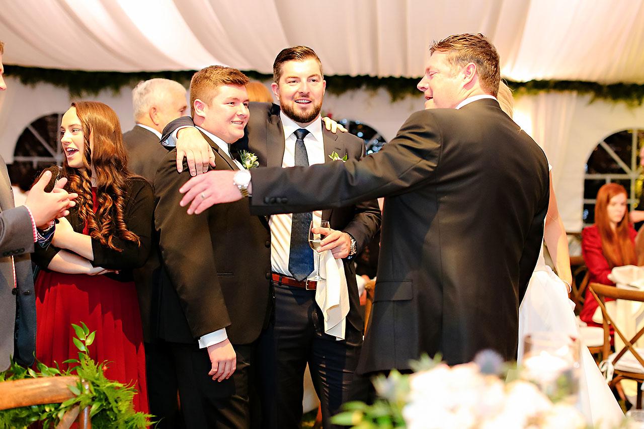 Ashley Steve Bloomington Indiana Wedding 330