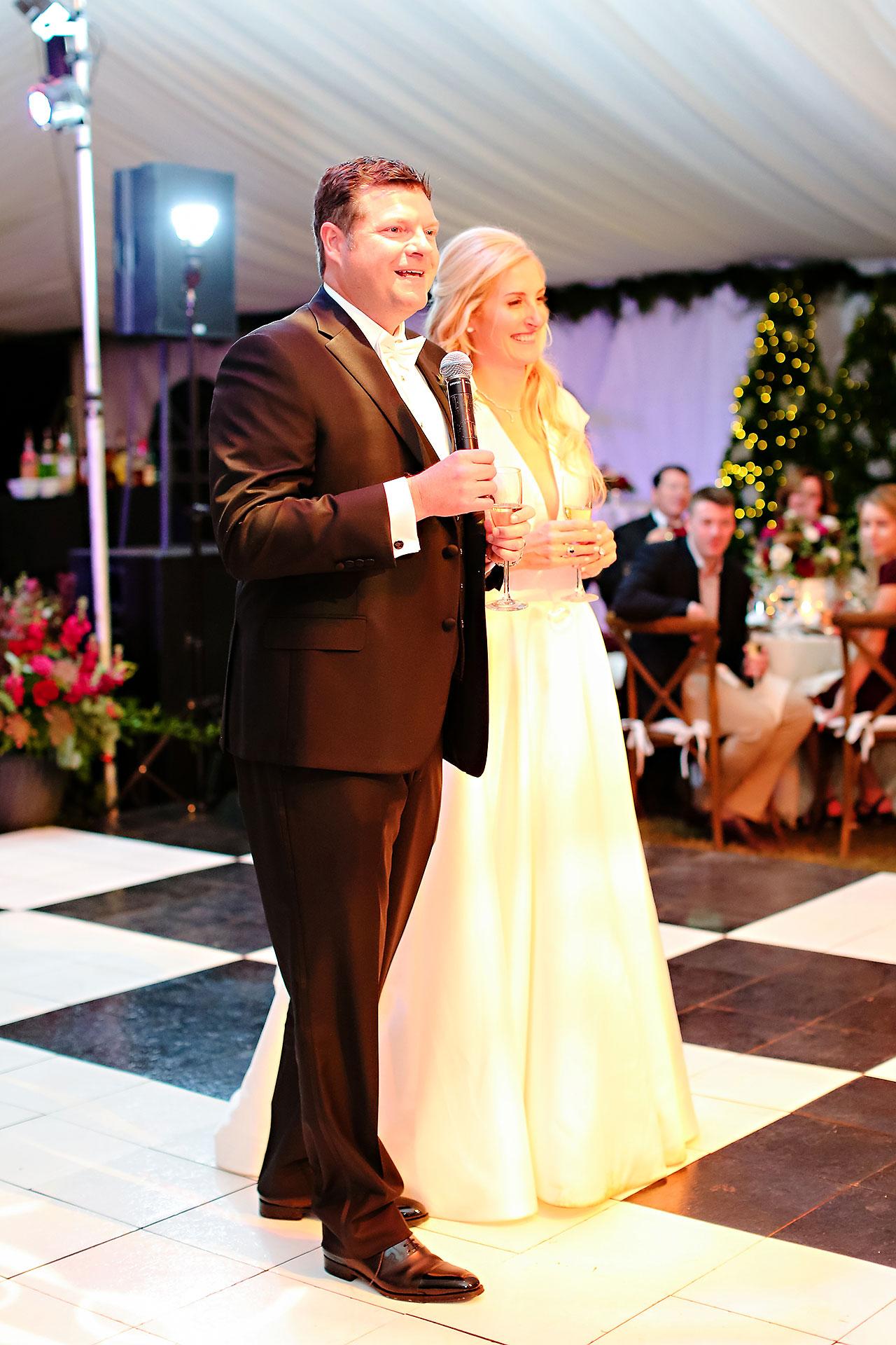 Ashley Steve Bloomington Indiana Wedding 325