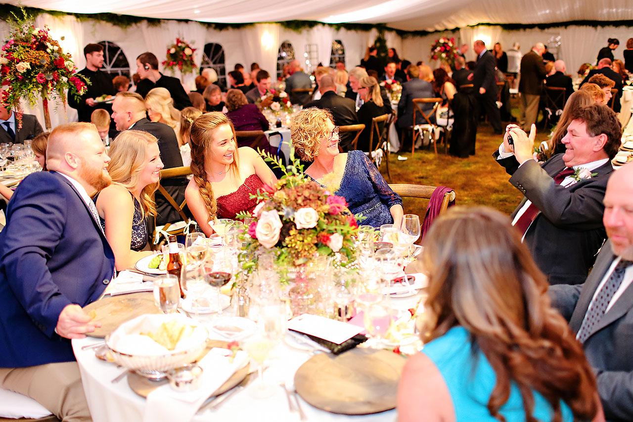 Ashley Steve Bloomington Indiana Wedding 318