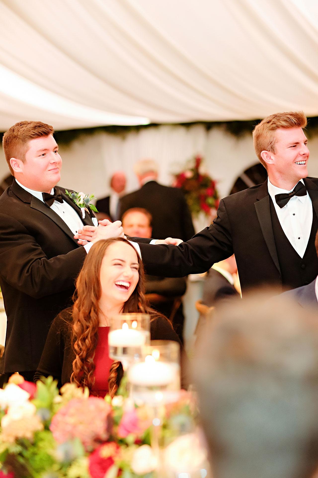 Ashley Steve Bloomington Indiana Wedding 313