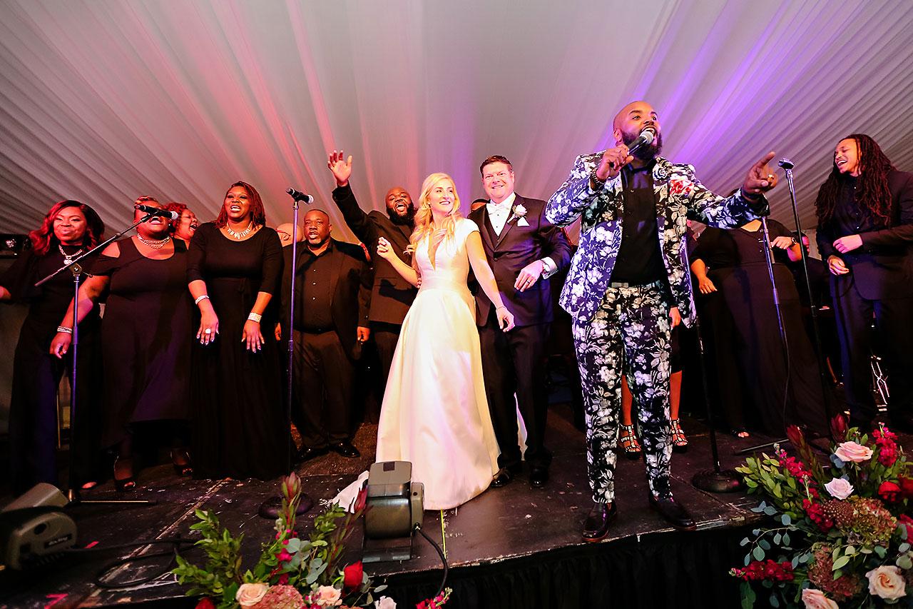 Ashley Steve Bloomington Indiana Wedding 296