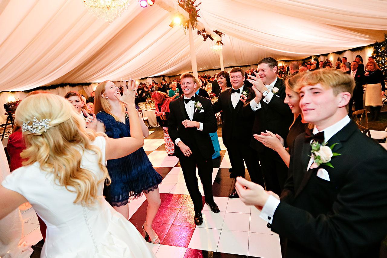 Ashley Steve Bloomington Indiana Wedding 290