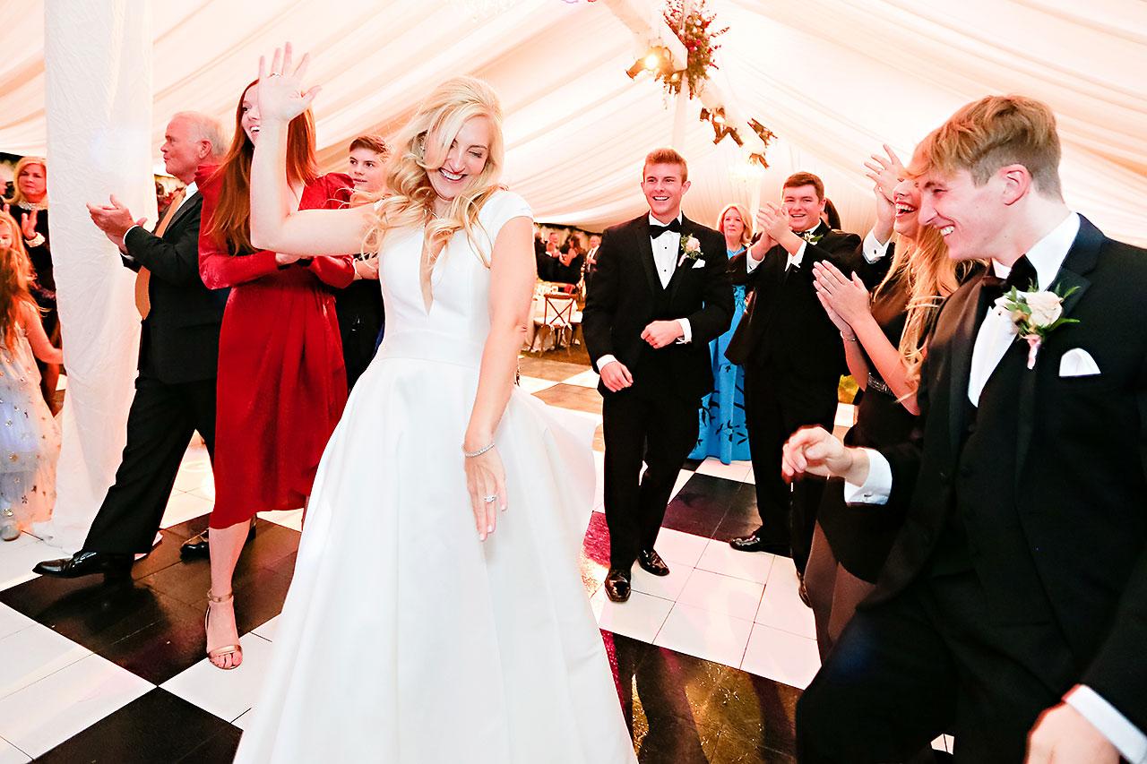 Ashley Steve Bloomington Indiana Wedding 288
