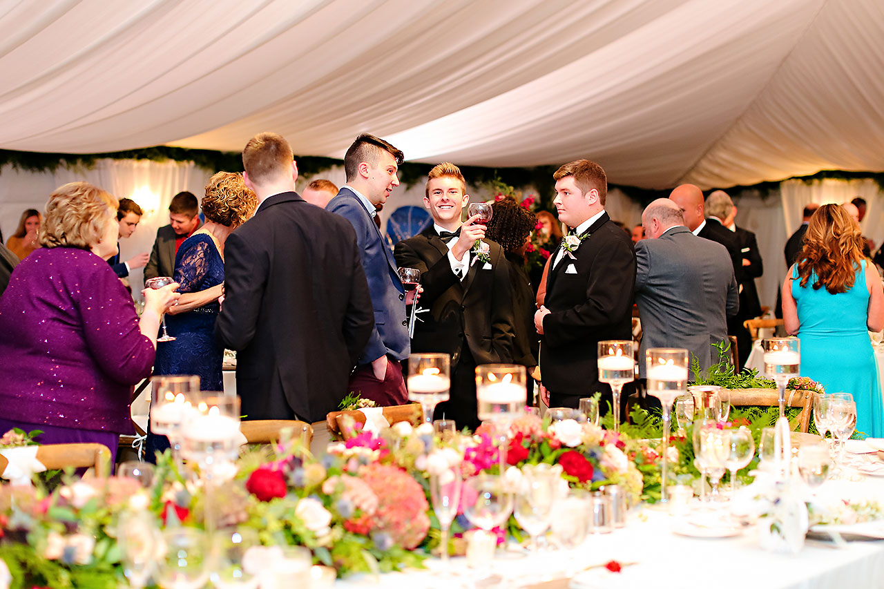 Ashley Steve Bloomington Indiana Wedding 270
