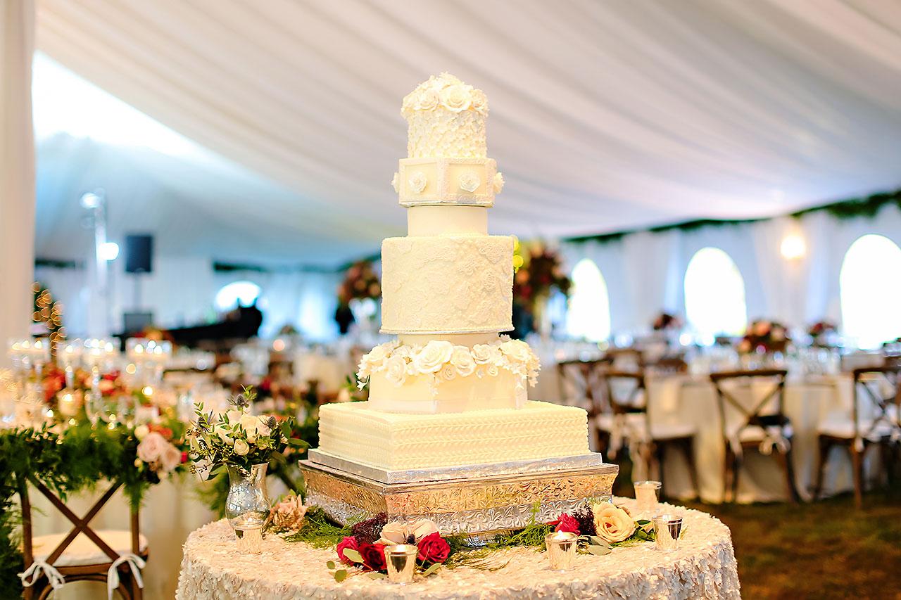 Ashley Steve Bloomington Indiana Wedding 226