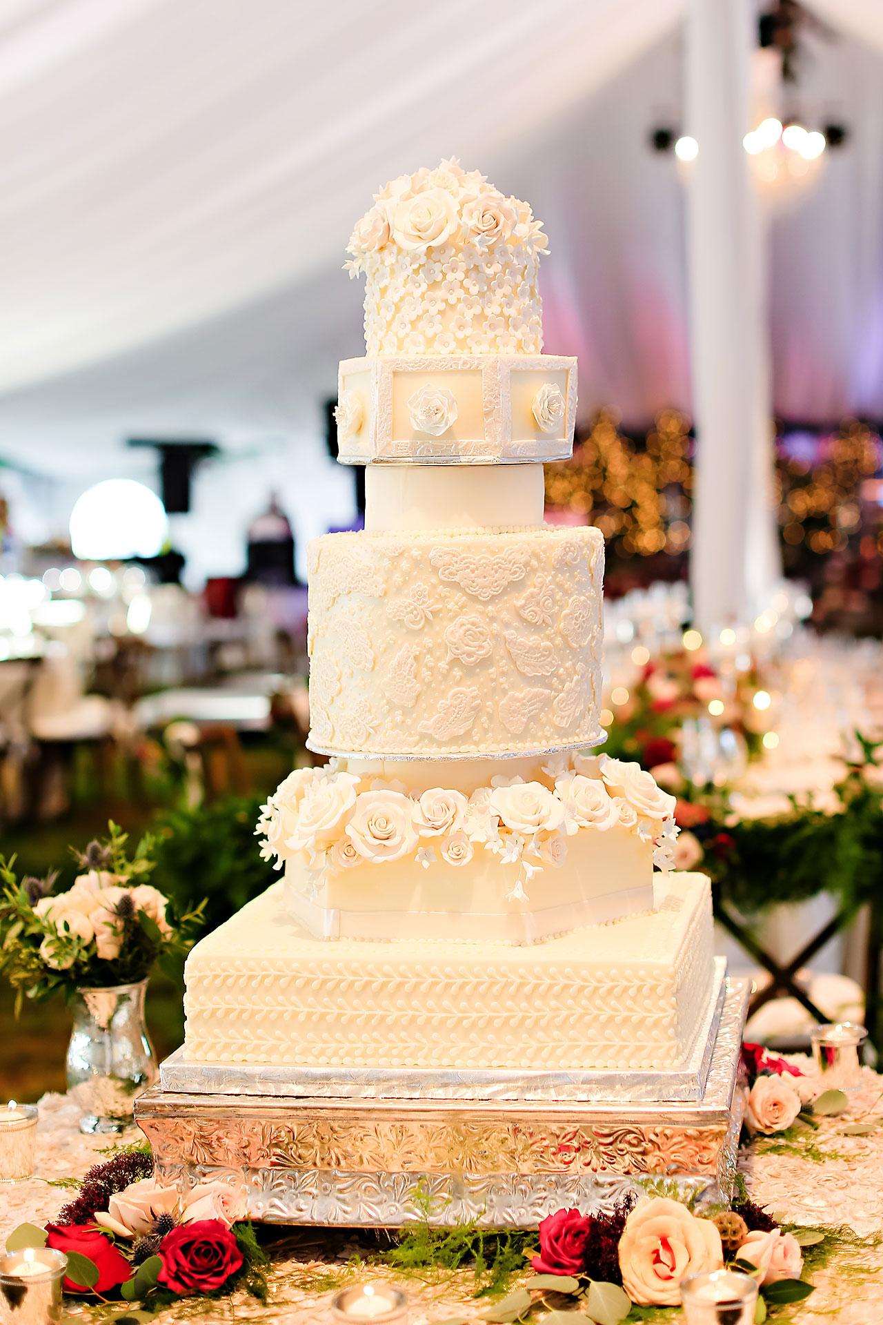 Ashley Steve Bloomington Indiana Wedding 218
