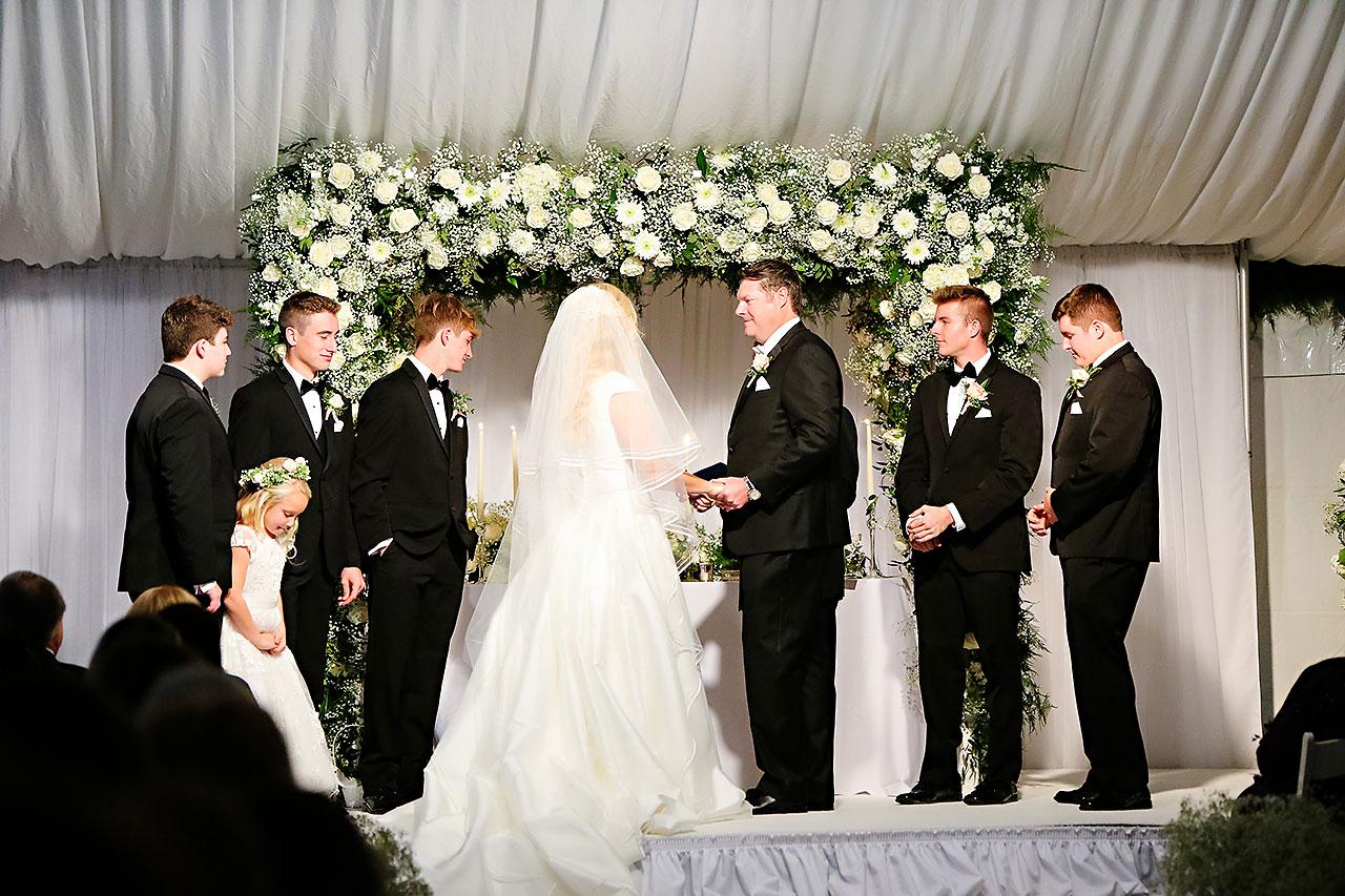 Ashley Steve Bloomington Indiana Wedding 198