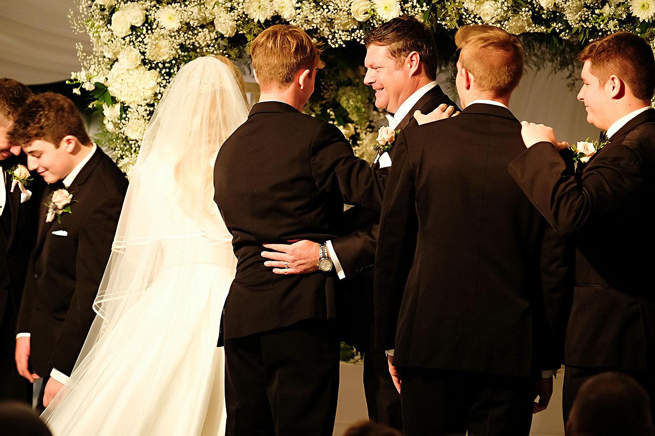 Ashley Steve Bloomington Indiana Wedding 195