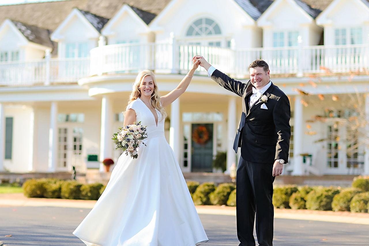 Ashley Steve Bloomington Indiana Wedding 166