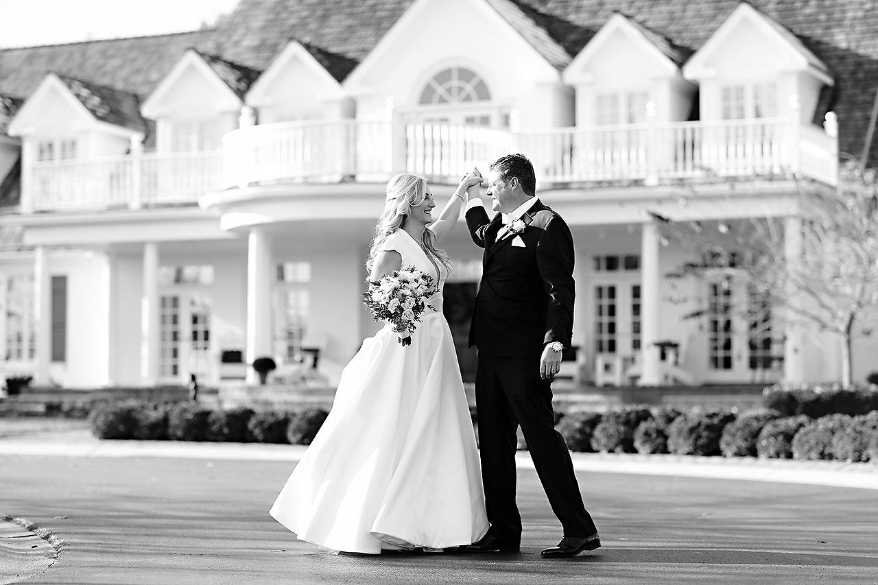 Ashley Steve Bloomington Indiana Wedding 167