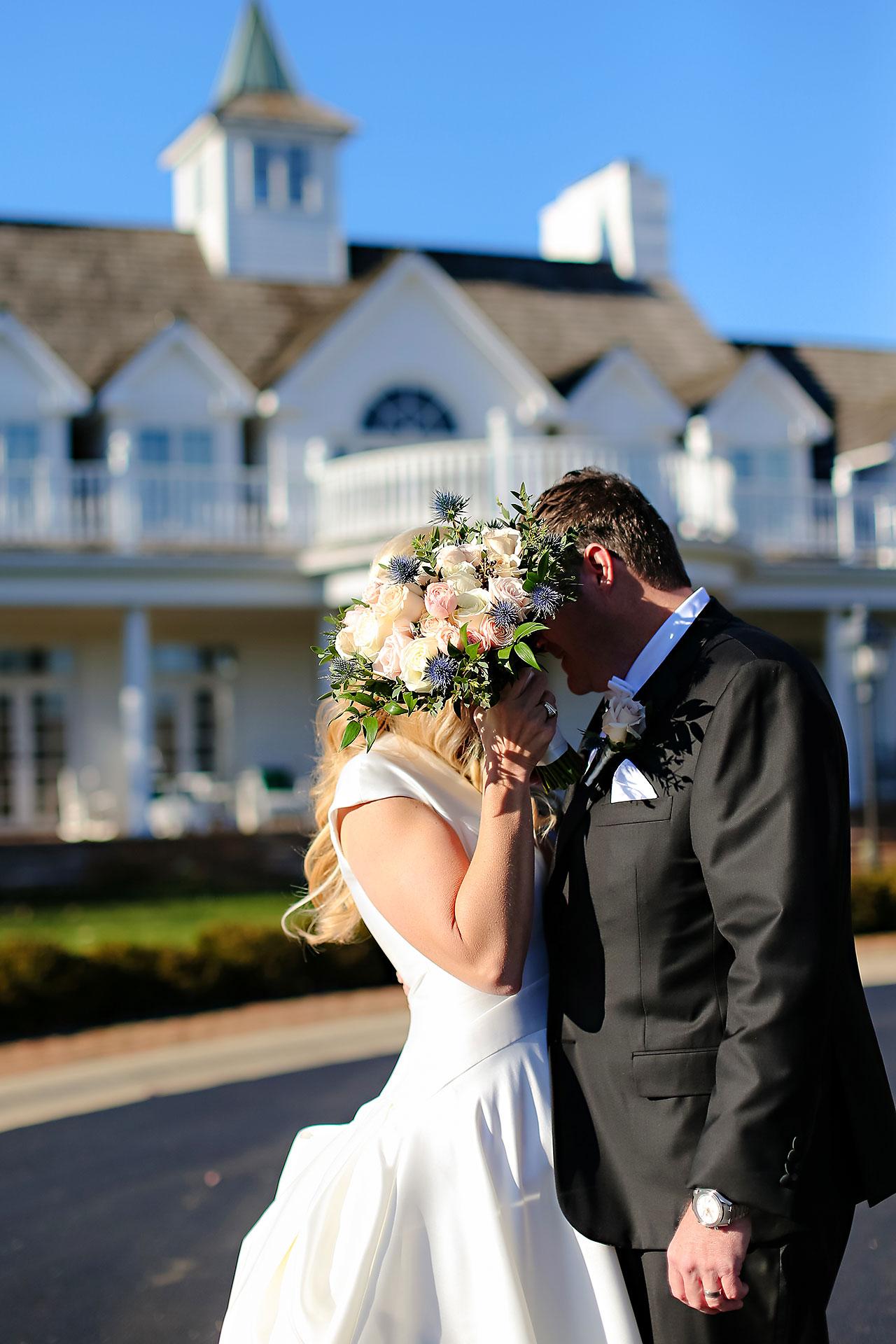 Ashley Steve Bloomington Indiana Wedding 163