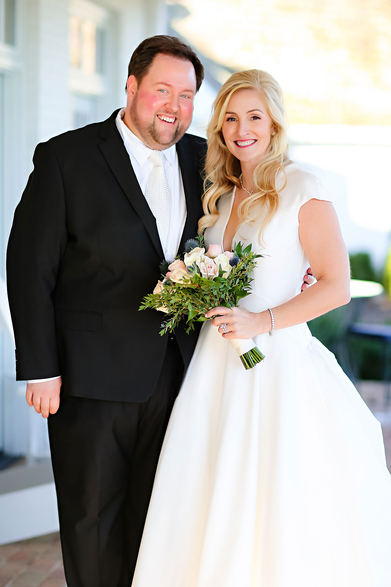 Ashley Steve Bloomington Indiana Wedding 156