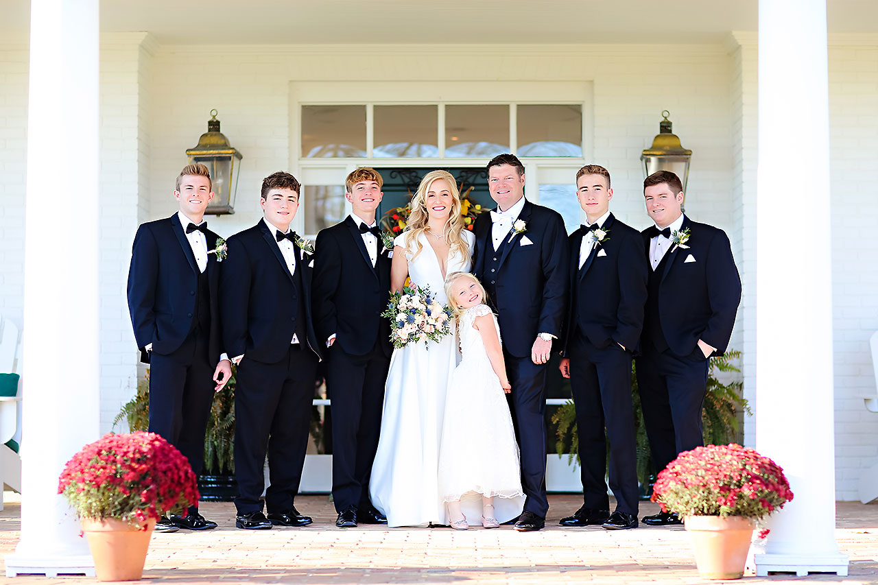 Ashley Steve Bloomington Indiana Wedding 152