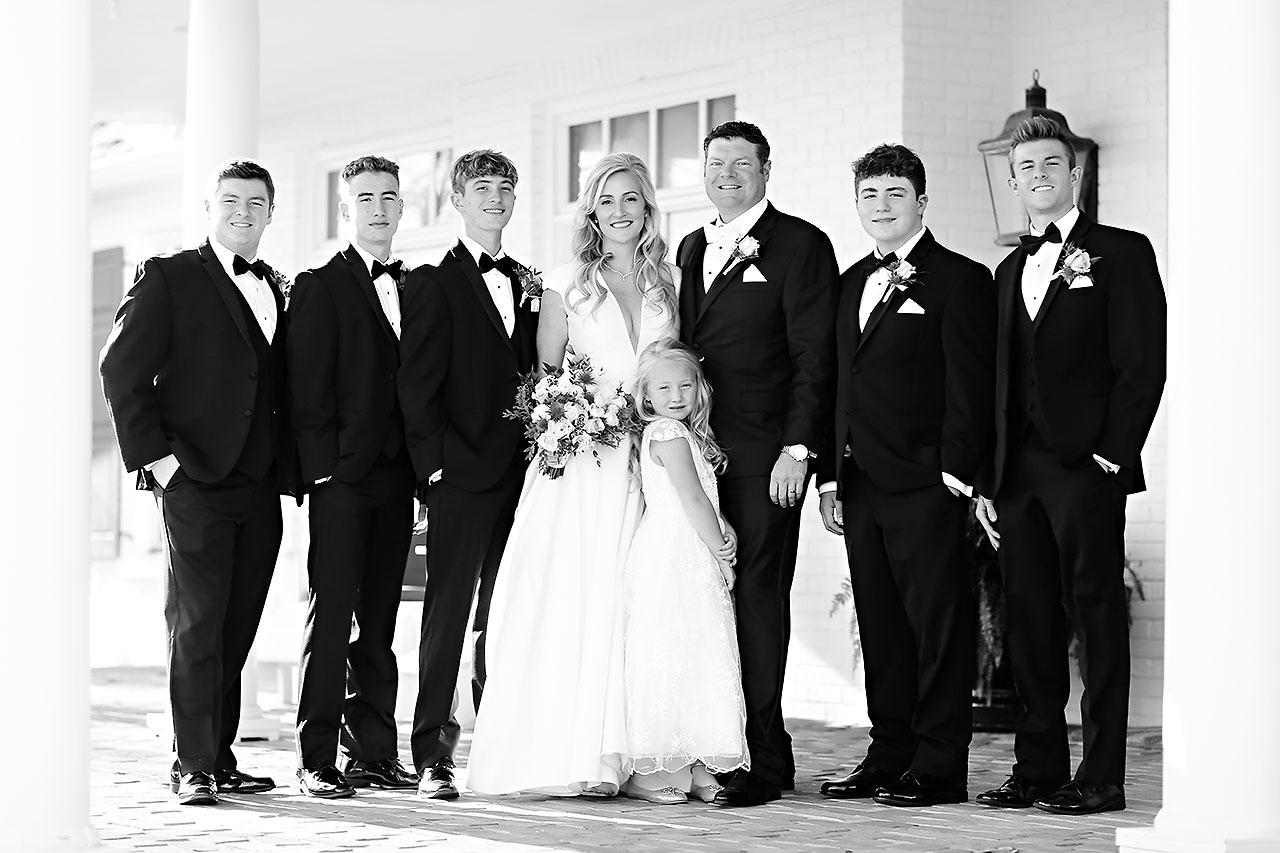 Ashley Steve Bloomington Indiana Wedding 149