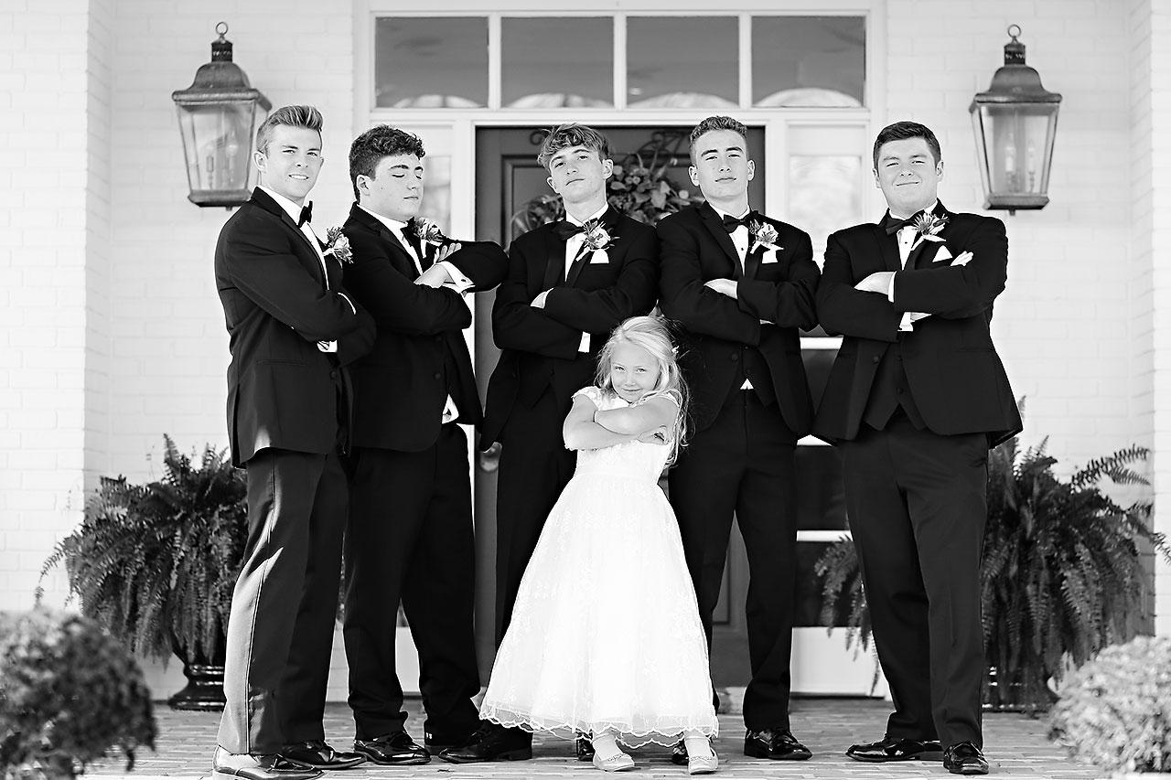 Ashley Steve Bloomington Indiana Wedding 147