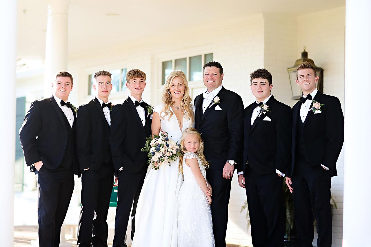 Ashley Steve Bloomington Indiana Wedding 144
