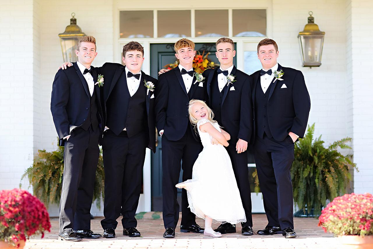 Ashley Steve Bloomington Indiana Wedding 123